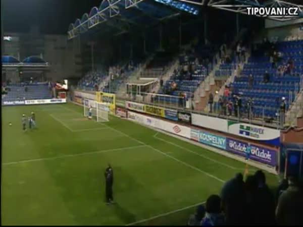 Fotbal - Bosák a Táborský mimo vysílání