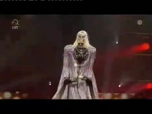 Talentmania – Tancující smrtka