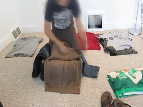 NÁVOD – Správné balení na dovolenou