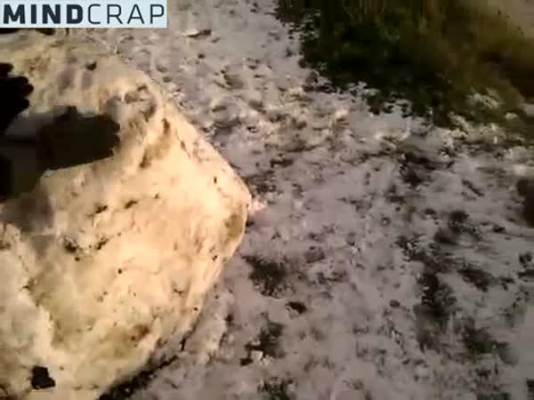 Idioti – Velká sněhová koule