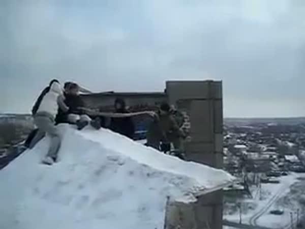 Bungee v Ruském podání
