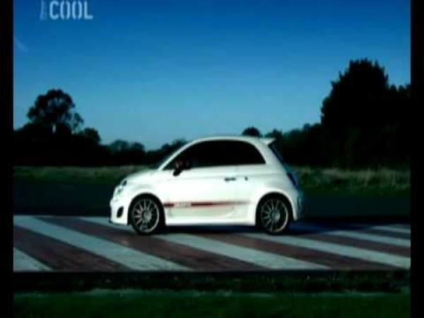 Představení automobilu – Fiat 500