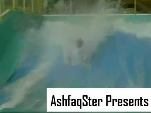 Surfování - Umělá vlna