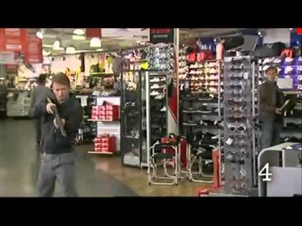 10 osvědčených rad - Ochranka v obchodě
