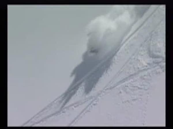 Nehody – lyže a snowboard 1.díl