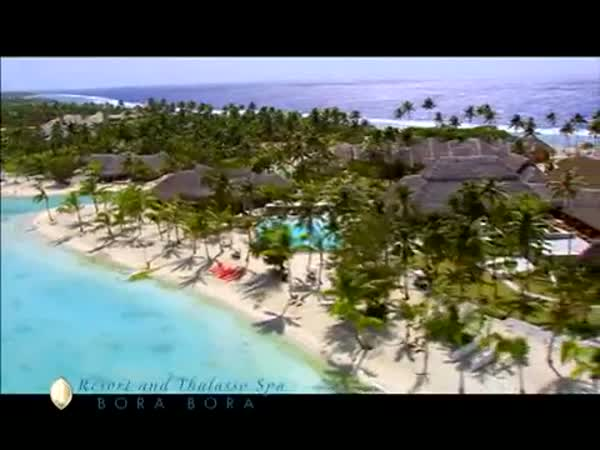 Výlet na pláže Bora Bora