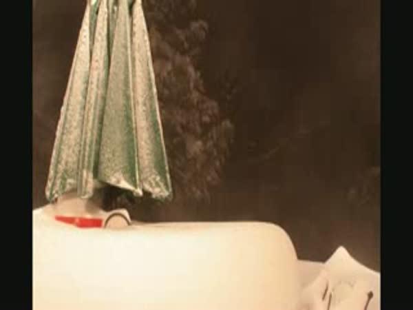 81cm sněhu za 38 sekund