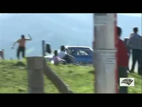 Nehody a kolize - 10.díl [rally]