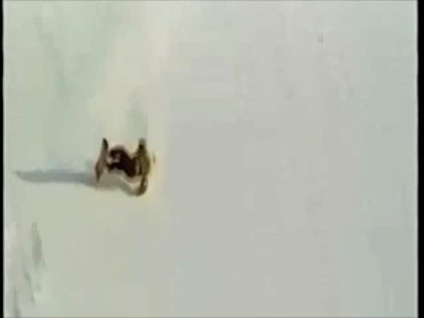 Nehody – lyže a snowboard 6.díl