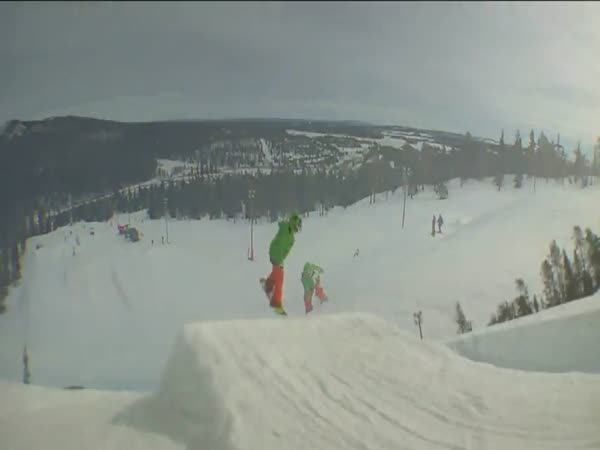 Borci – lyže a snowboard 4.díl