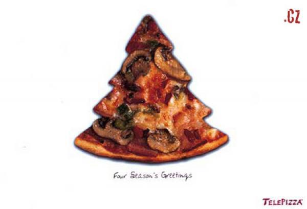 OBRÁZKY - Originální vánoční reklamy