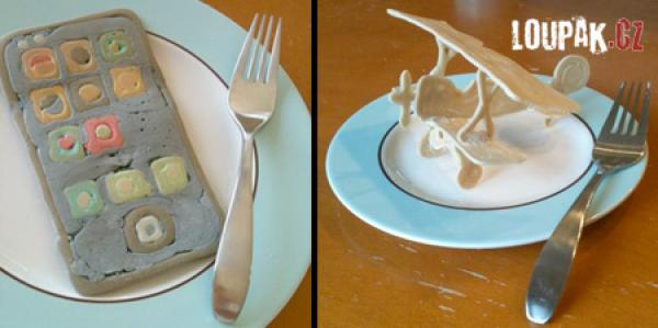 OBRÁZKY - Umění z jídla 5.díl