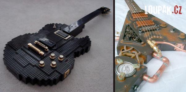 OBRÁZKY - Originální kytary 2.díl