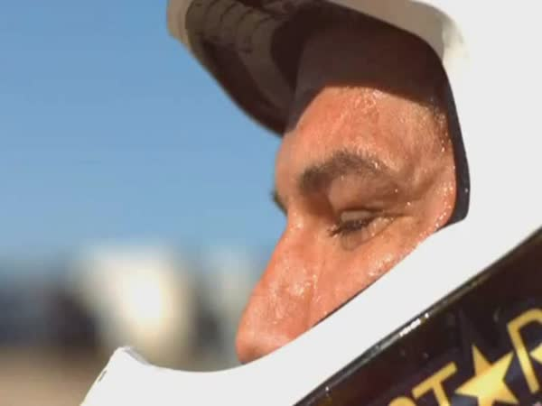 Slow motion - Motocross