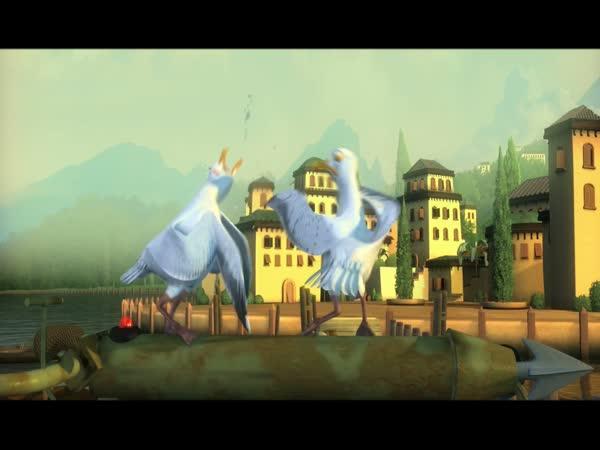 Animace – Žralokův špatný den