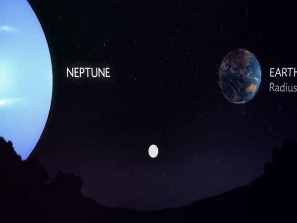 Animace – Planety místo měsíce
