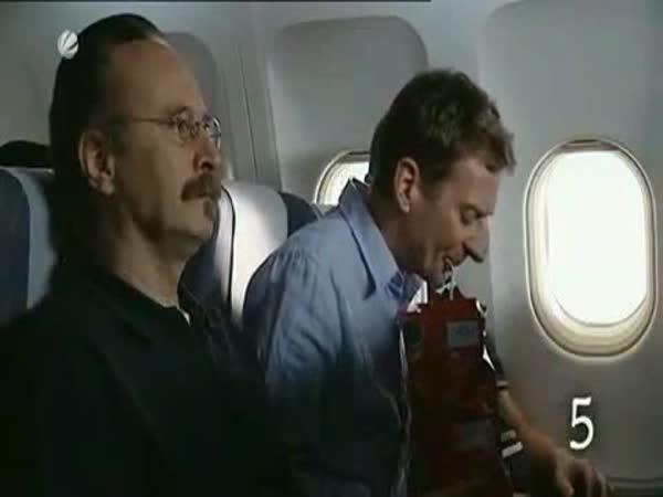 10 osvědčených rad - V letadle