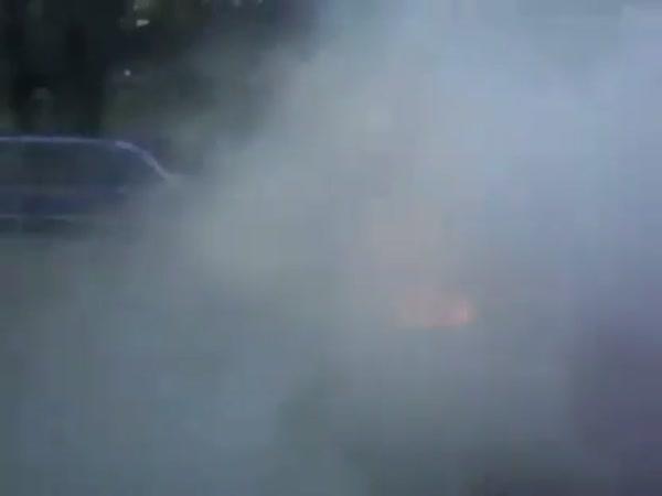 Jak zapálit vozovku