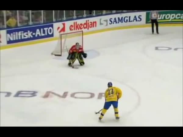 Hokej - Linus Omark - Nejkrásnější góly