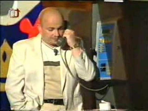 Zdeněk Izer - Telefon ze služební cesty