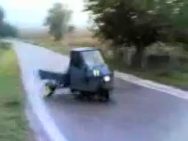 Borec - Skvělý drift