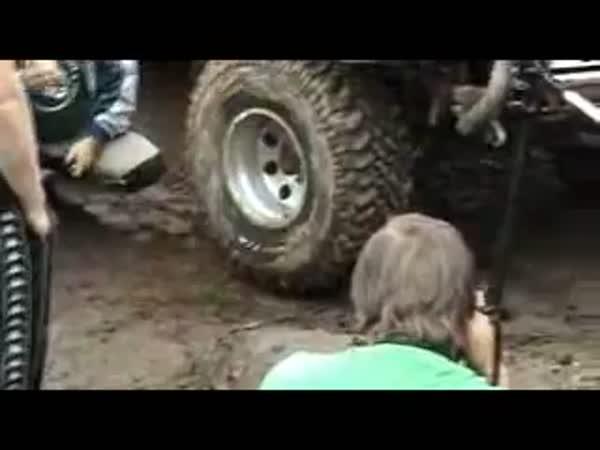 Návod - Jak rychle nahustit pneumatiku