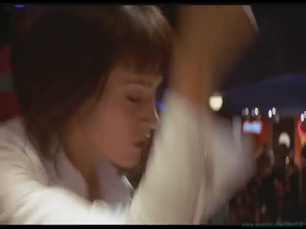 Taneční kreace z filmových hitů