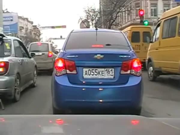 Borec - Pozor na nehody!!!
