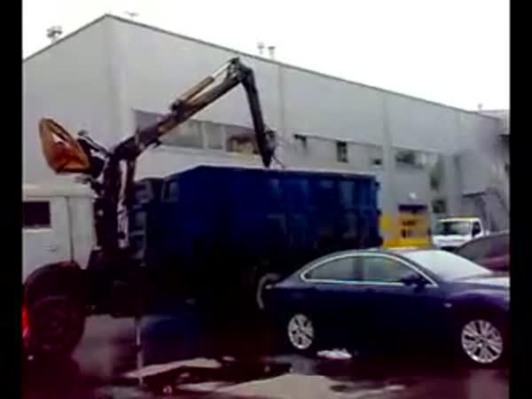 Odtahová služba v Rusku