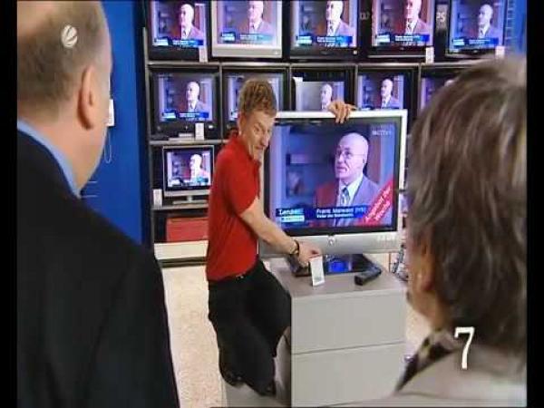 10 osvědčených rad - Prodejce televizí