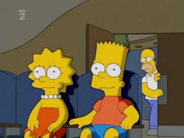 Simpsonovi - Homerova upřímnost