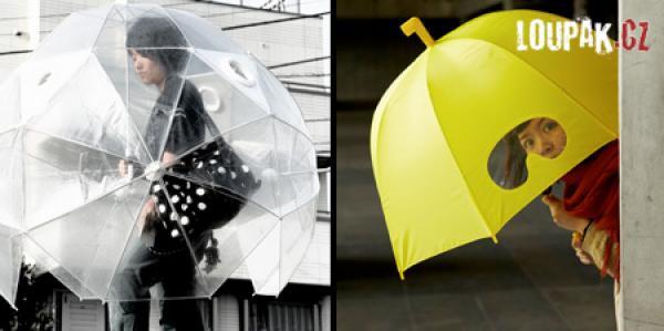 OBRÁZKY - Originální deštníky