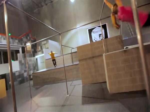 Freerun - cvičné středisko