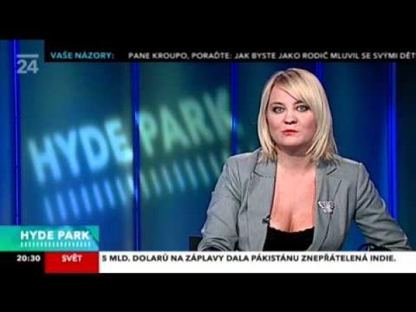 ČT 24 - Hydepark - Neslušný divák