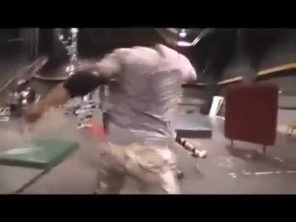 Parádní bojové triky