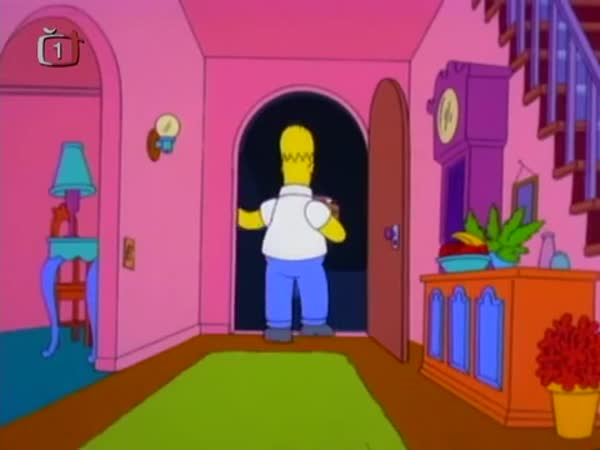 Simpsonovi - Žárovka
