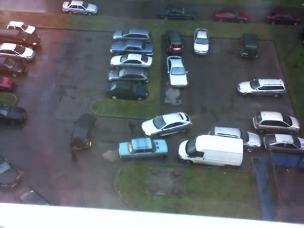 Parkovací puzzle