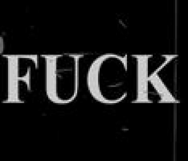 Anglické slovíčko FUCK