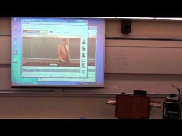 Zábavná interaktivní přednáška