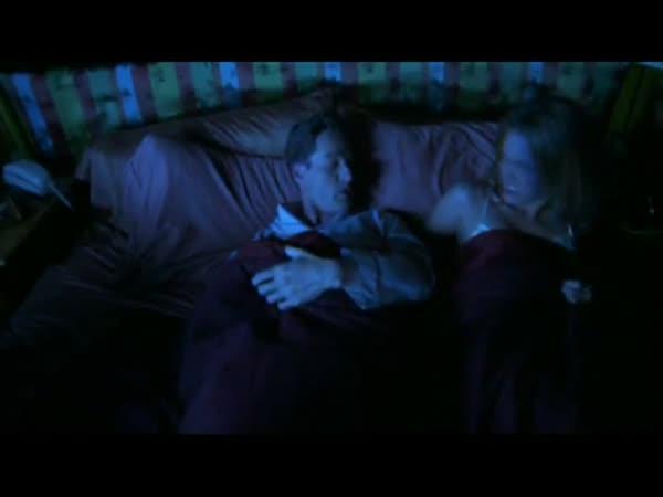 Prdění v posteli
