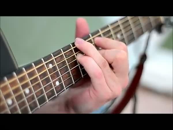 Hra na kytaru trochu jinak