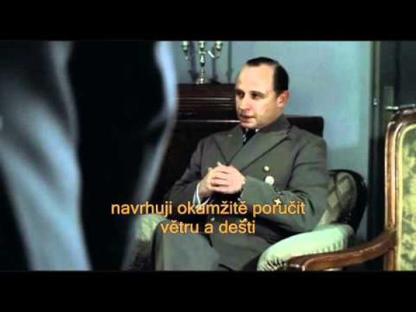 Parodie - Stávka v ČR