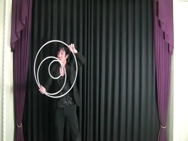 Borec s kruhy