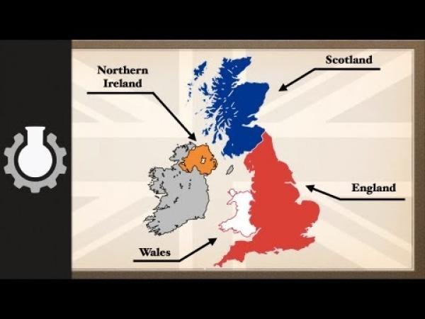 Minidokument - Britské ostrovy