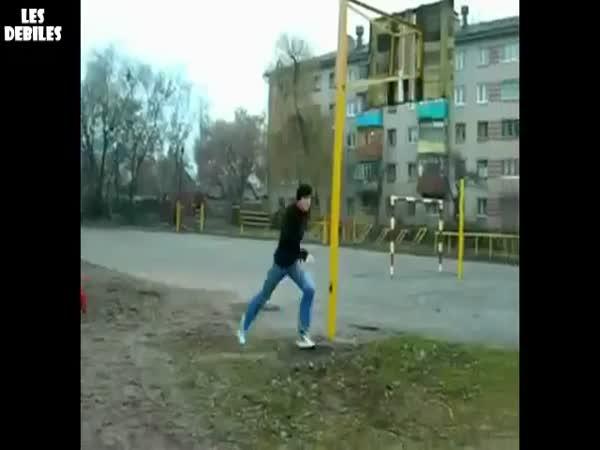 Ruští pouliční amatéři