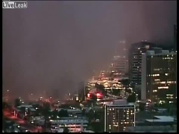 Písečná bouře - Phoenix 2011