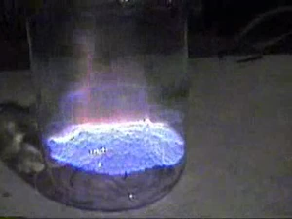 Cool pokus s ohněm