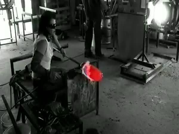 Borci - sklářská profese