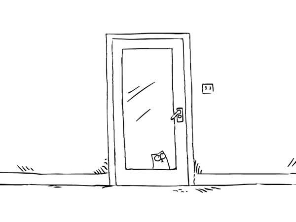Animace - pusť mě dovnitř