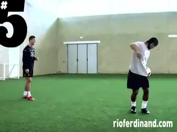 Jeremy Lynch vs. Cristiano Ronaldo